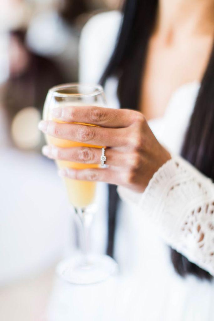 champagne glasss